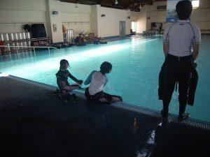 プール講習